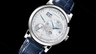 "Lange 1 Tourbillon Perpetual Calendar ""25th Anniversary"" Trends and style"