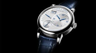 "Grand Lange 1 ""25th Anniversary"" Trends and style"
