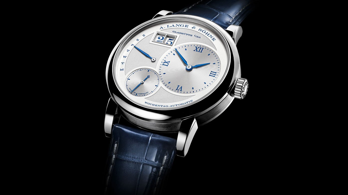"A. Lange & Söhne - Lange 1 Daymatic ""25th Anniversary"""