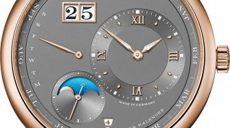 Lange 1 Perpetual Calendar Trends and style