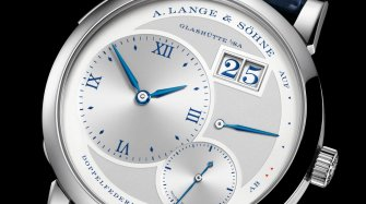 "Lange 1 ""25th Anniversary"" Trends and style"