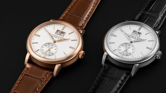 Saxonia Outsize Date Trends and style