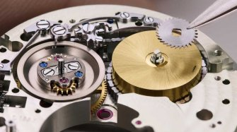 "Assembling the Tourbograph Perpetual ""Pour le Mérite"" Innovation and technology"