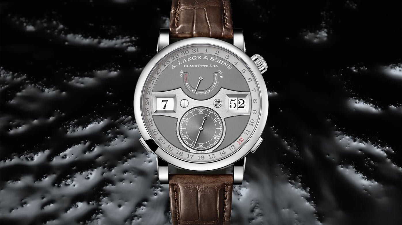 Why not...? - Futility and the A. Lange & Söhne Zeitwerk Date