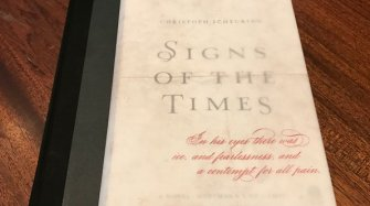 """A. Lange & Söhne - Christoph Scheuring's historic novel """"Signs of the Times"""