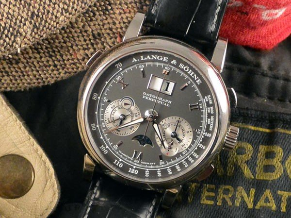 A. Lange & Söhne - Salutations and appreciations from a new Datograph Perpetual Calendar owner
