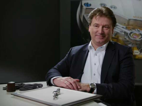 A. Lange & Söhne - Video. Anthony de Haas about the Datograph Perpetual Tourbillon