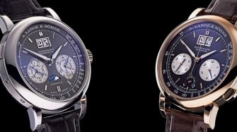 Chronograph chronology