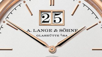 Saxonia Automatic Outsize Date Trends and style