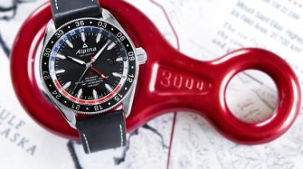 "Alpiner 4 GMT ""Business Timer"""