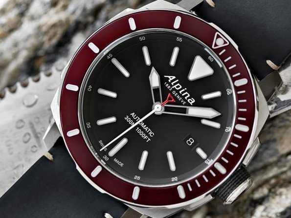 Alpina Seastrong Diver Automatic Trends And Style WorldTempus - Alpina diver watch