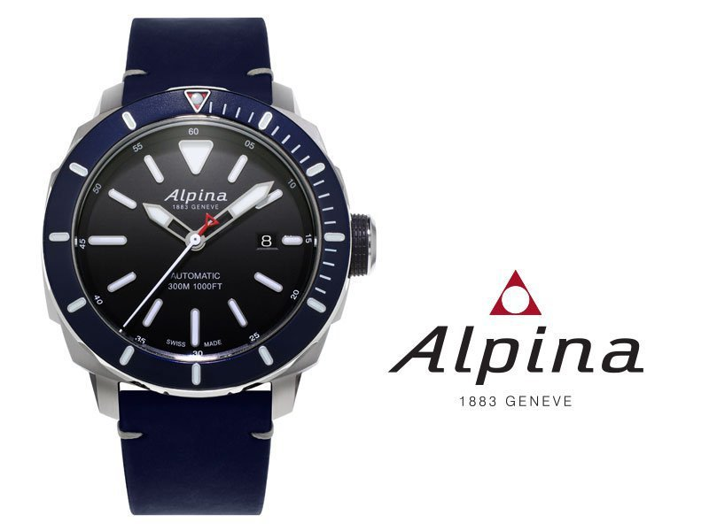 Competition  - Win an Alpina watch