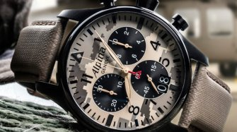 Startimer Pilot Chronograph Grande Date Trends and style