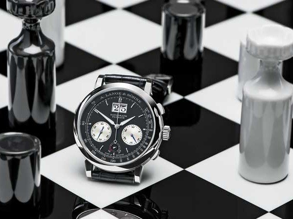 A. Lange & Söhne - Datograph Up/Down Black and White
