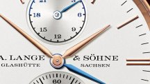 New dials for three Saxonia classics