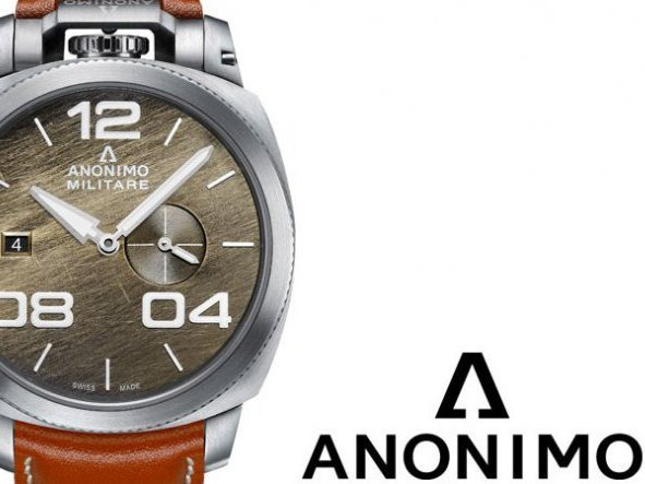 Competition - Win an Anonimo watch!