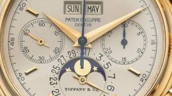 """Important Modern & Vintage Timepieces"""