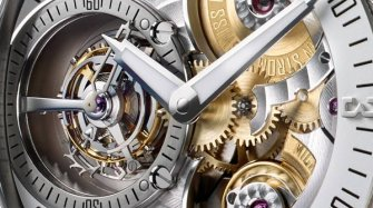Tourbillon Gravity Water  Style & Tendance
