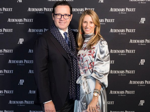 Audemars Piguet - Royal Oak Frosted Gold in Florence