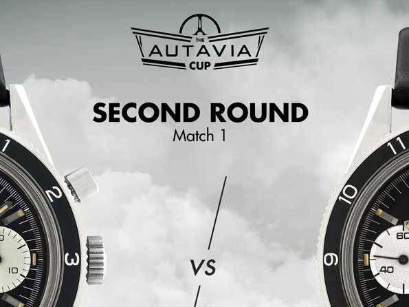 TAG Heuer - The Autavia Cup enters its second round
