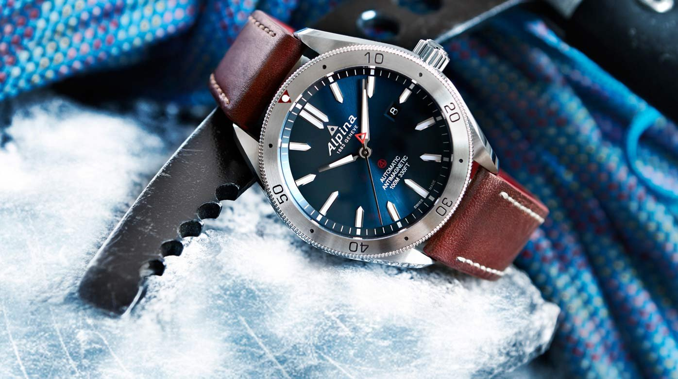 Alpina Watches That Are Equally At Home On Land In The Air Or - Alpina watches price