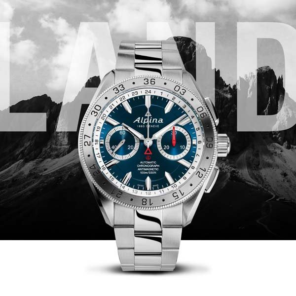 For Community Watch and the Salomon Foundation :  Alpina is committed