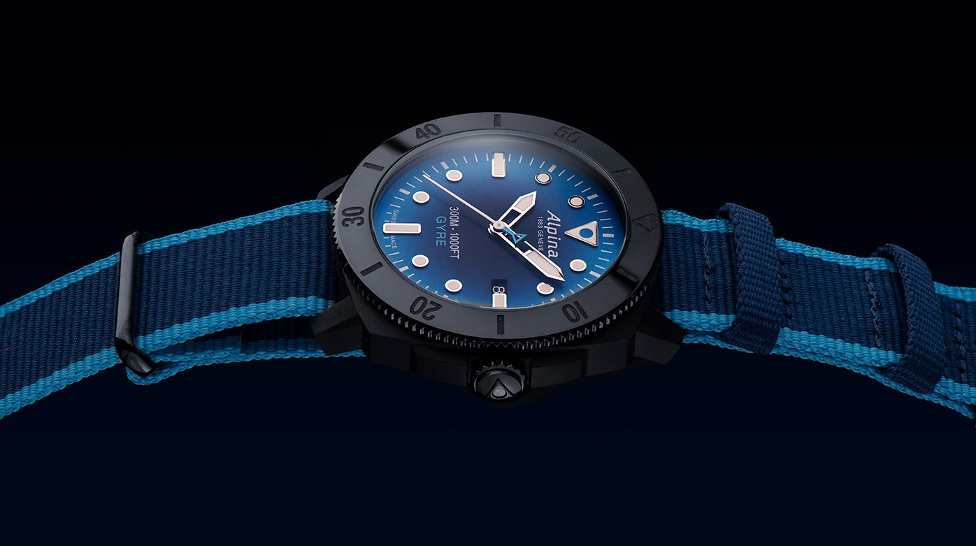 Alpina - Seastrong Diver Gyre Automatic