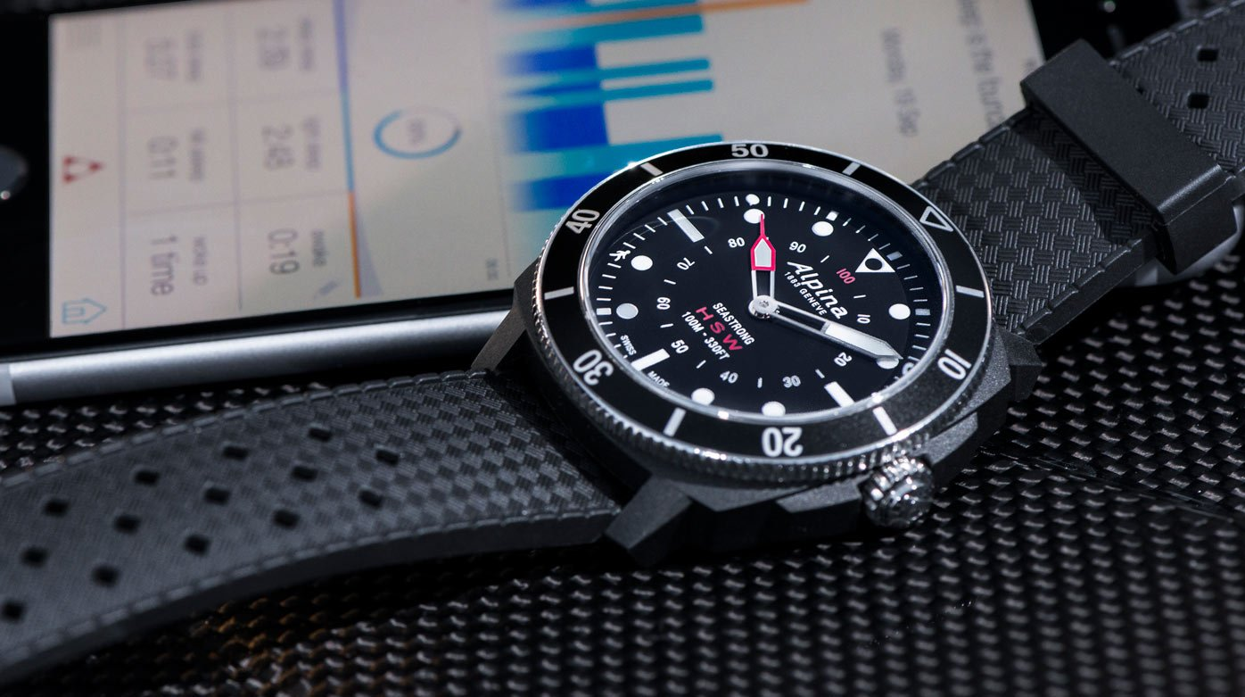 Editorial - Win the Alpina Seastrong Horological Smartwatch