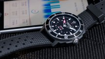 Gagnez une Alpina Seastrong Horological Smartwatch