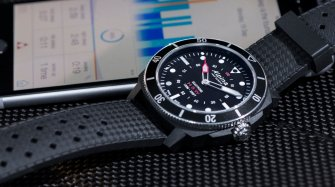 Win the Alpina Seastrong Horological Smartwatch Arts and culture