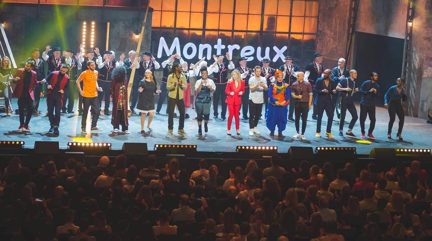 Anonimo - An Epurato for the Montreux Comedy Festival