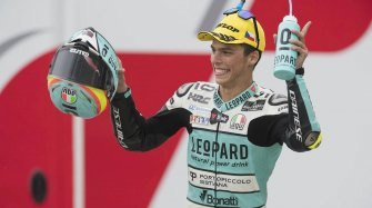 Sixth victory for Moto3 rider Joan Mir Sport
