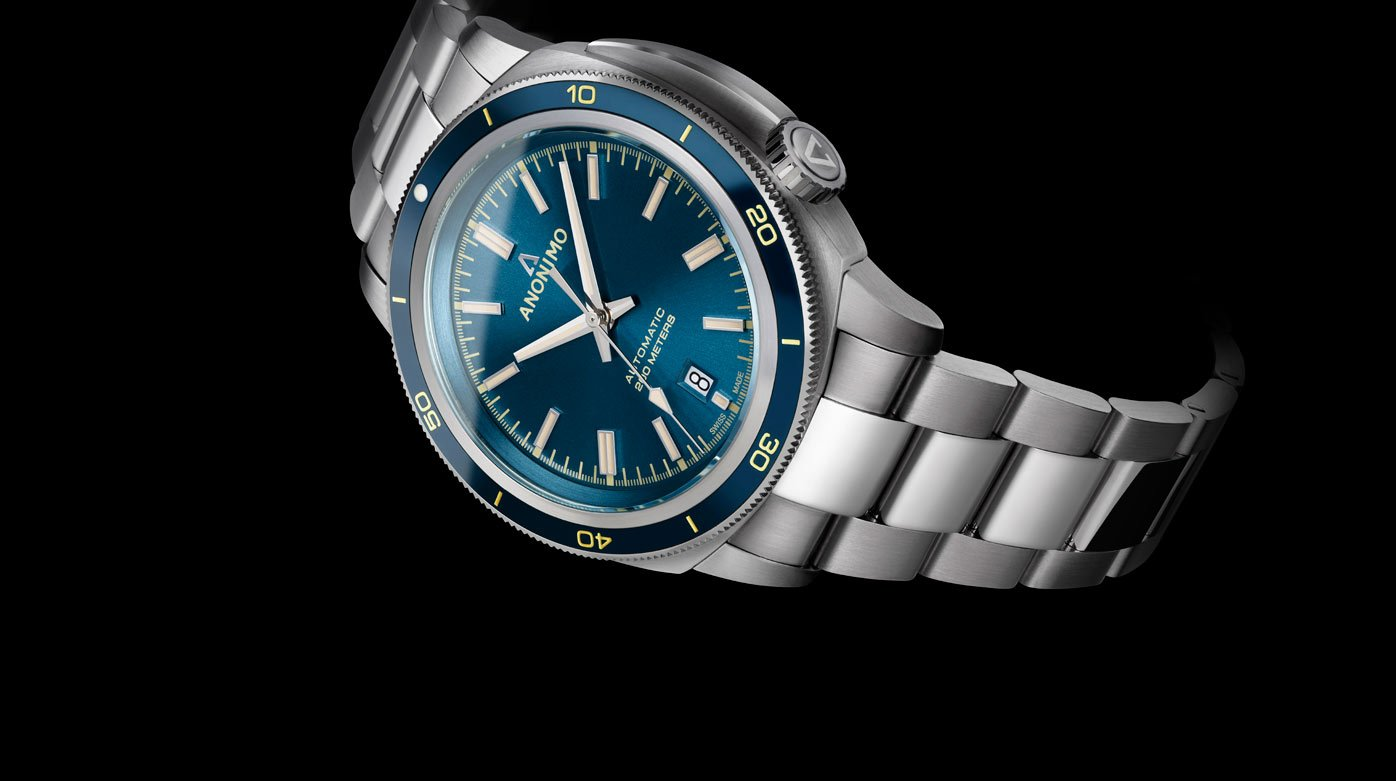 Anonimo - A steel bracelet for the Nautilos