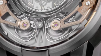 Minute Repeater Resonance Innovation and technology