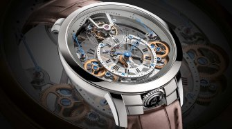 Time Pyramid Tourbillon Trends and style