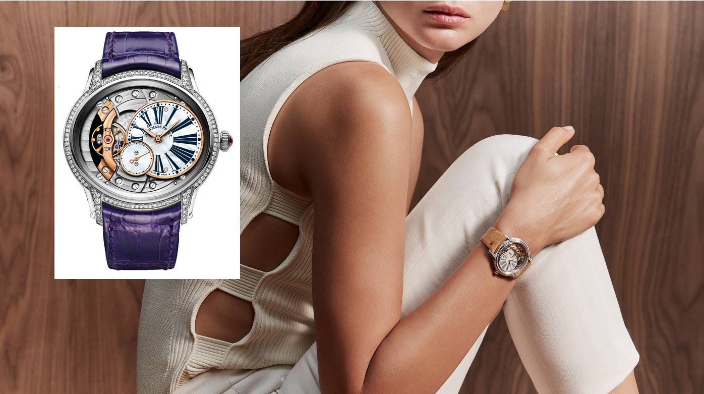 Audemars Piguet - New straps for asserting your style