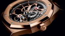 Royal Oak Tourbillon Extra-Thin Openworked