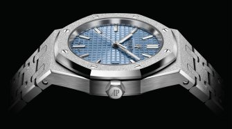 Royal Oak Frosted Gold Automatique 34mm  Style & Tendance