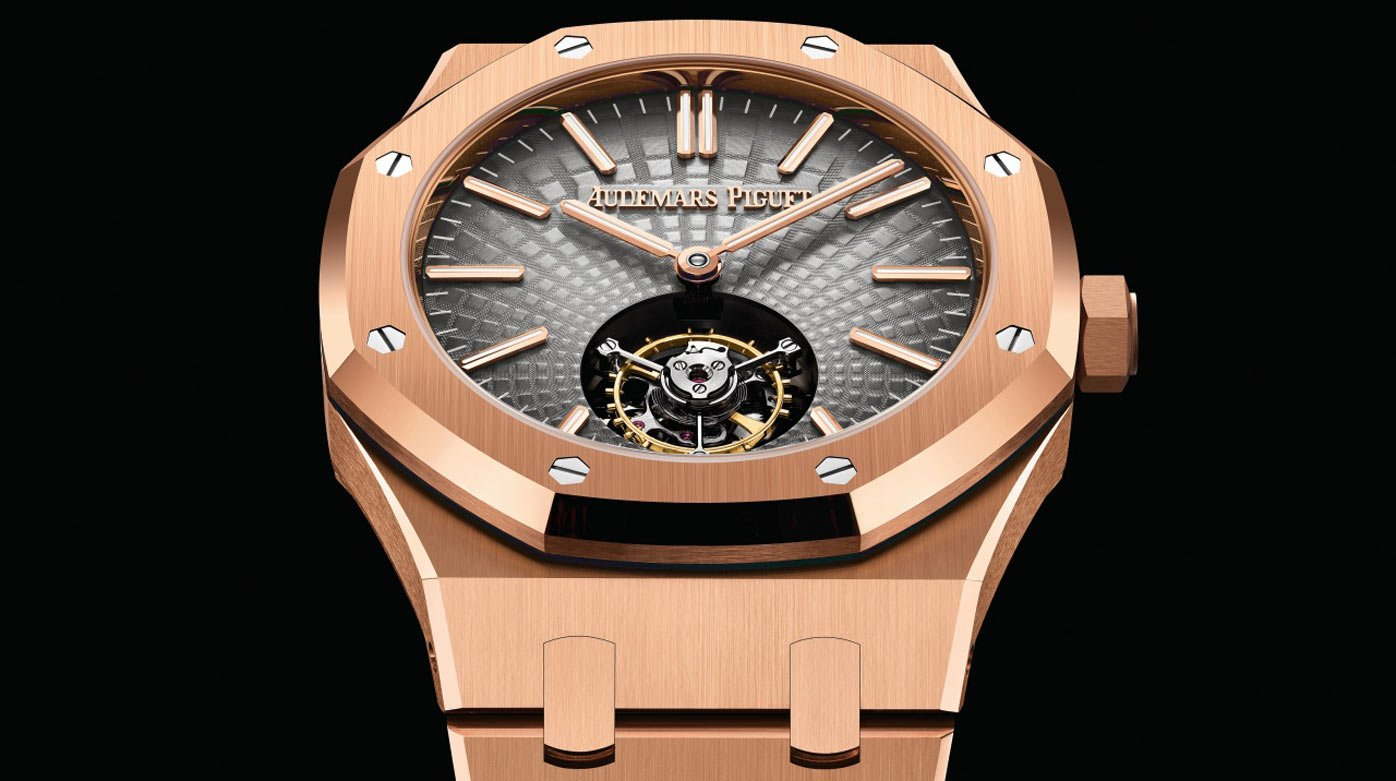 Audemars Piguet - First Royal Oak Selfwinding Flying Tourbillon