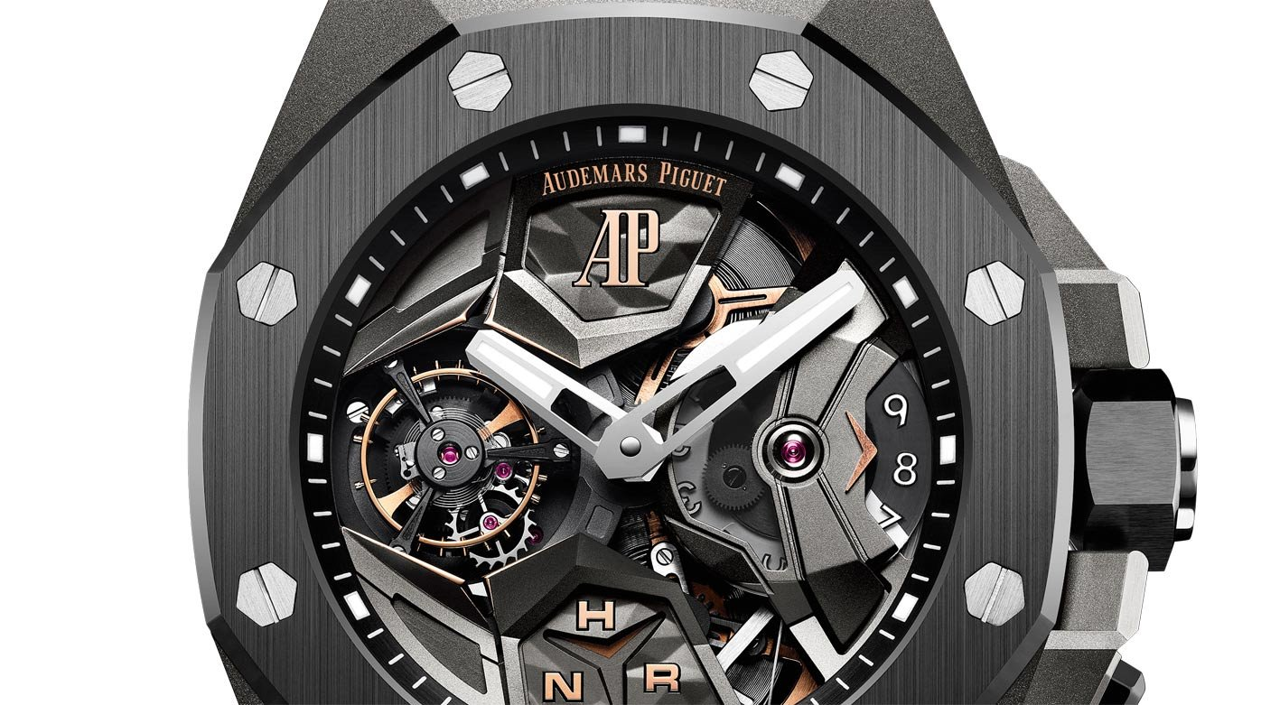 Audemars Piguet - Royal Oak Concept Flying Tourbillon GMT