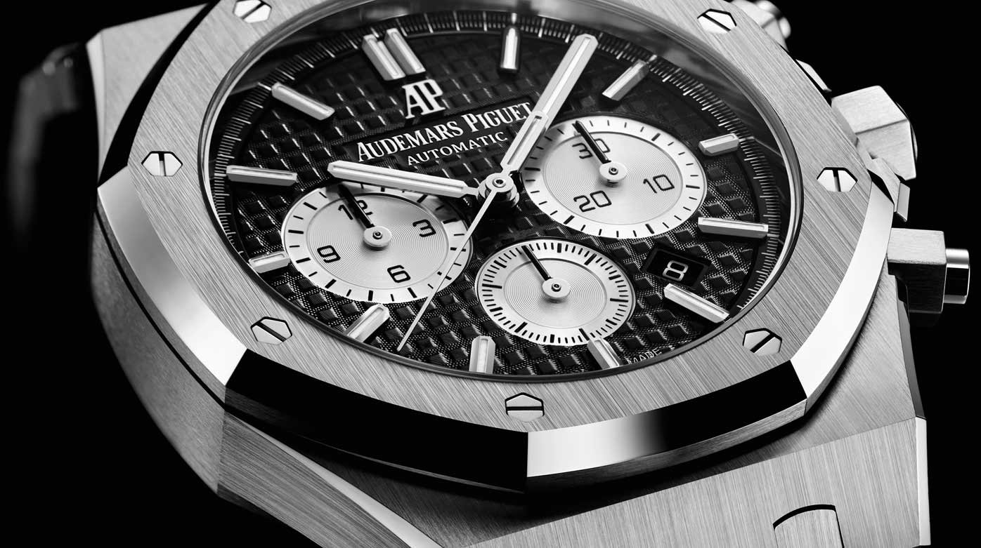Audemars Piguet - Royal Oak Chronographe