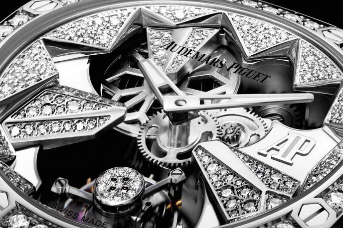Top three complicated women's watches at SIHH 2018 Innovation and technology