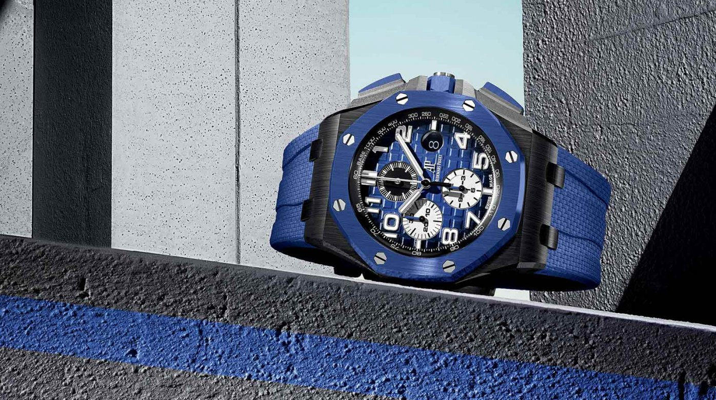 Audemars Piguet - Royal Oak Offshore Chronographe Automatique 44 mm