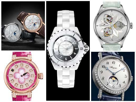 Baselworld 2016 - Unmissable women's watches