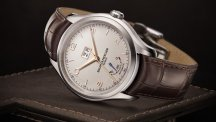 Baume & Mercier : under the sign of self-winding