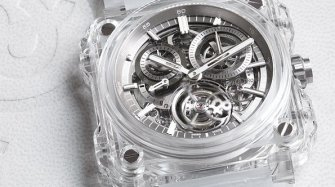 BR-X1 Chronograph Tourbillon Sapphire Trends and style
