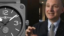 Video. Carlos Rosillo at Baselworld