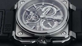 Video. BR-X1 Tourbillon: Fine watchmaking moments Trends and style