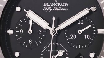 Video. Bathyscaphe Chronographe Flyback Trends and style
