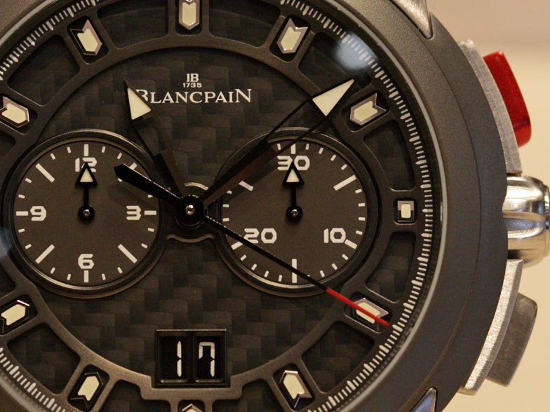 Blancpain - The transformations of the L-evolution